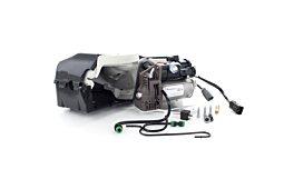 Luchtvering compressor voor Range Rover Sport (zonder VDS) incl. behuizing, inlaat/persset (2005-2013) LR061663